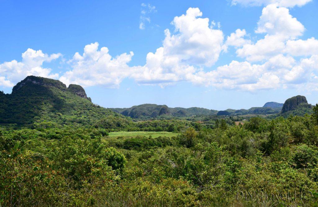 Vinales landscape views