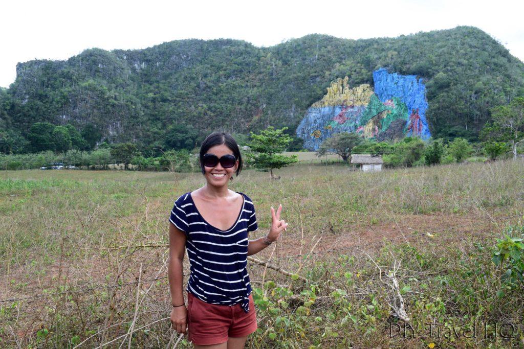 DIY Travel HQ at Mural de la Prehistoria