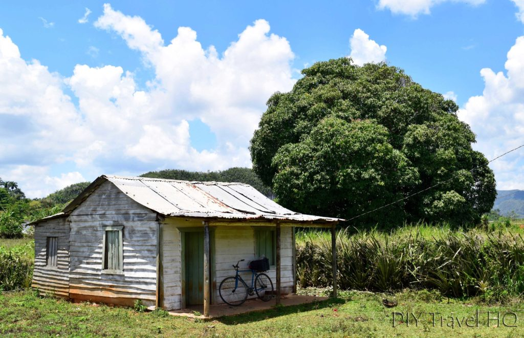 Village life in Parque Nacional Vinales