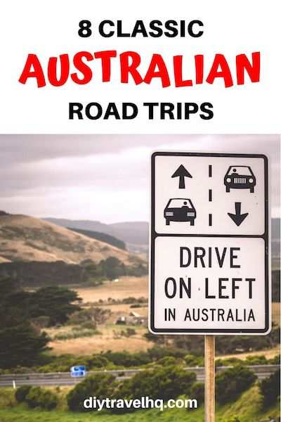 Planning a road trip around Australia? Discover 8 Australian road trip itineraries from the West to the East Coast and find out some of our expert Australian road trip tips #australia #australiatravel #roadtrip #diytravel