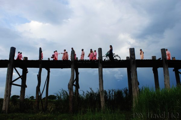 U-Bein Bridge Amarapura