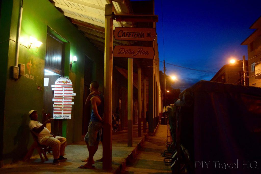 Cafeteria Dona Ana in Baracoa