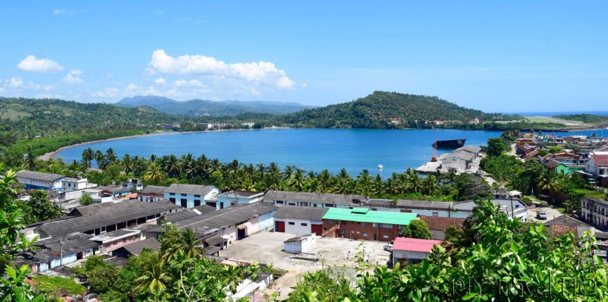 View of Baracoa Bay