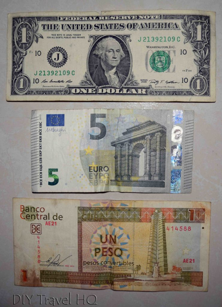 What Currency To Take Cuba