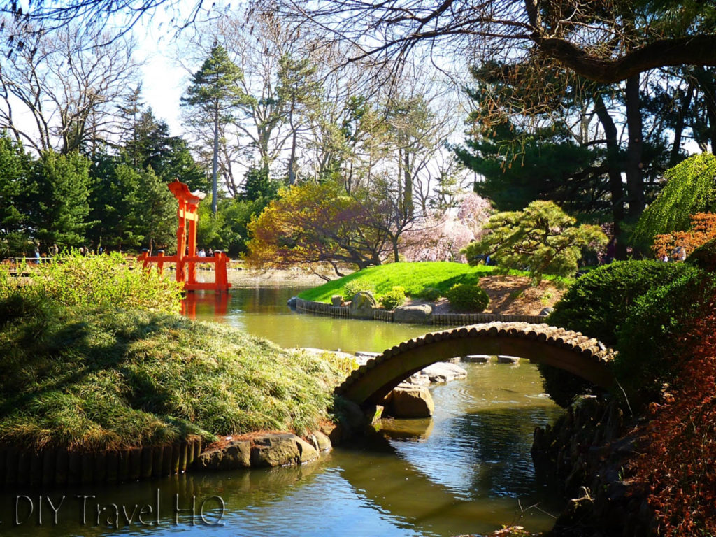 New york itinerary visit all attractions in 7 days for - Brooklyn botanical garden free admission ...