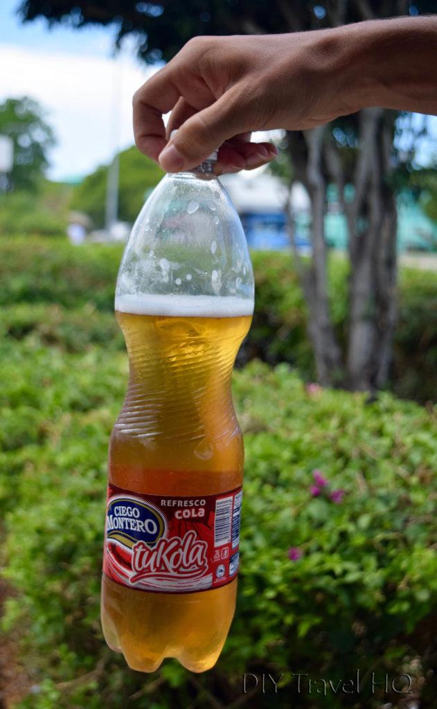 1.5L bottle of beer in Cuba