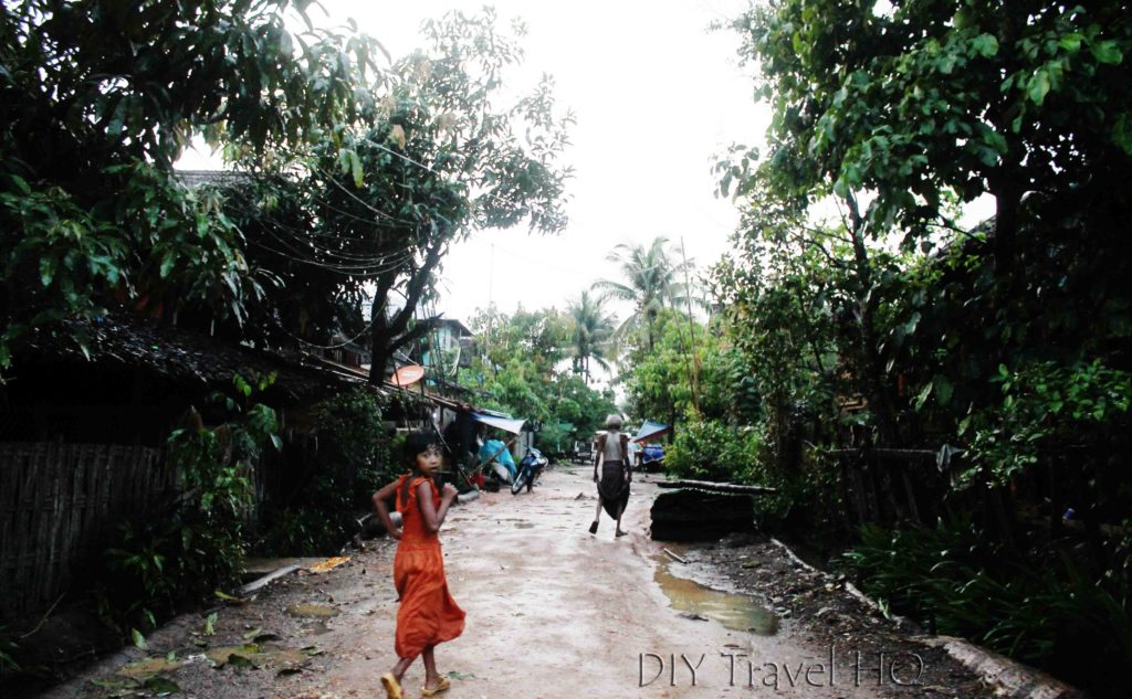 After a storm in Dawei
