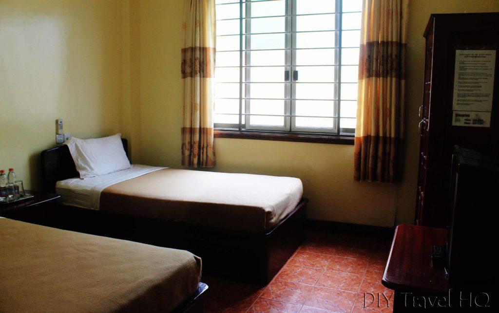 Room at Garden Hotel Dawei
