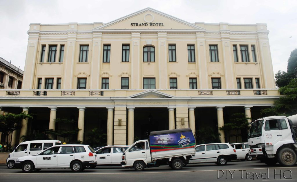 Yangon Iconic Strand Hotel