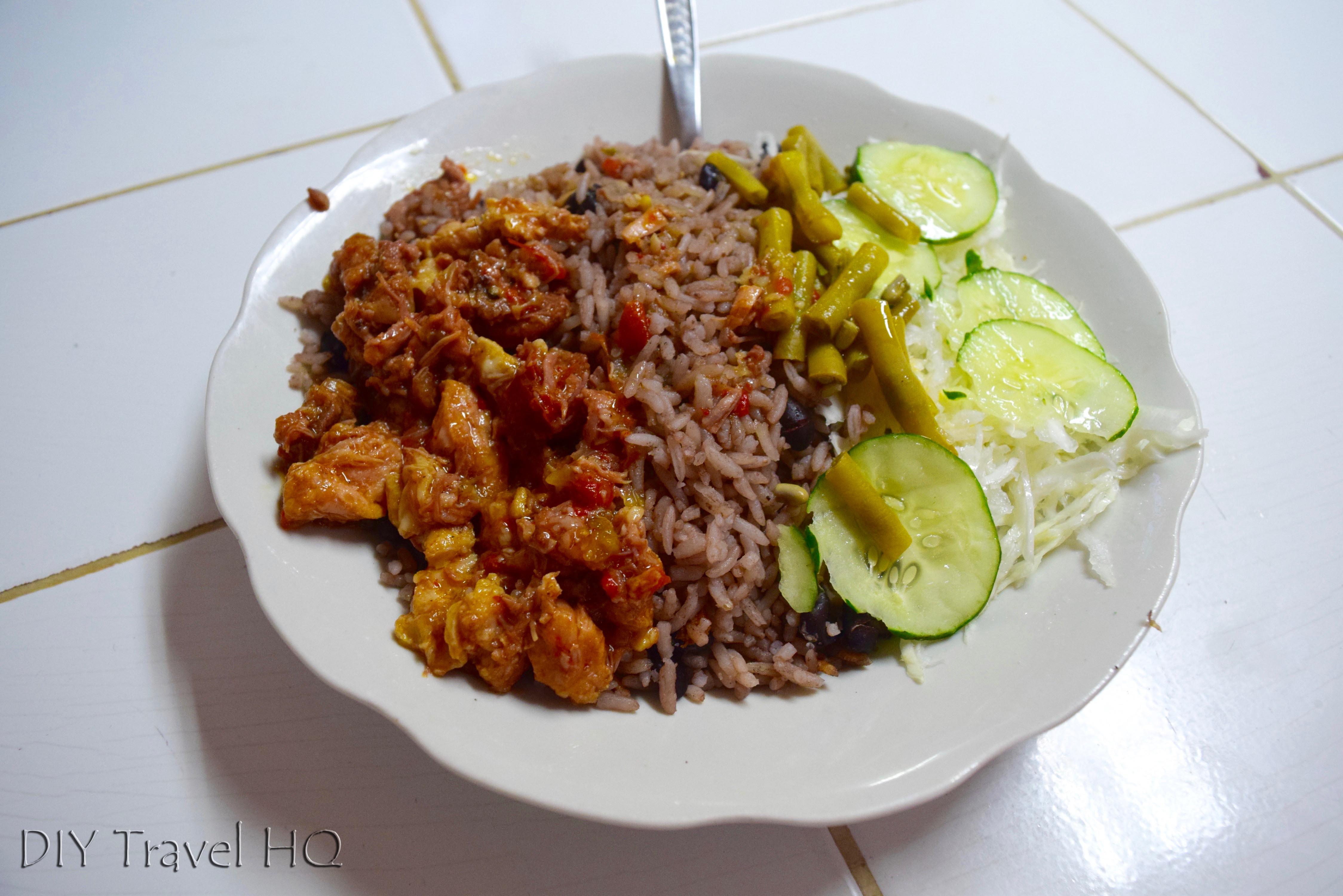 Havana Cuban Food On A Budget Eat For 3 A Day Diy
