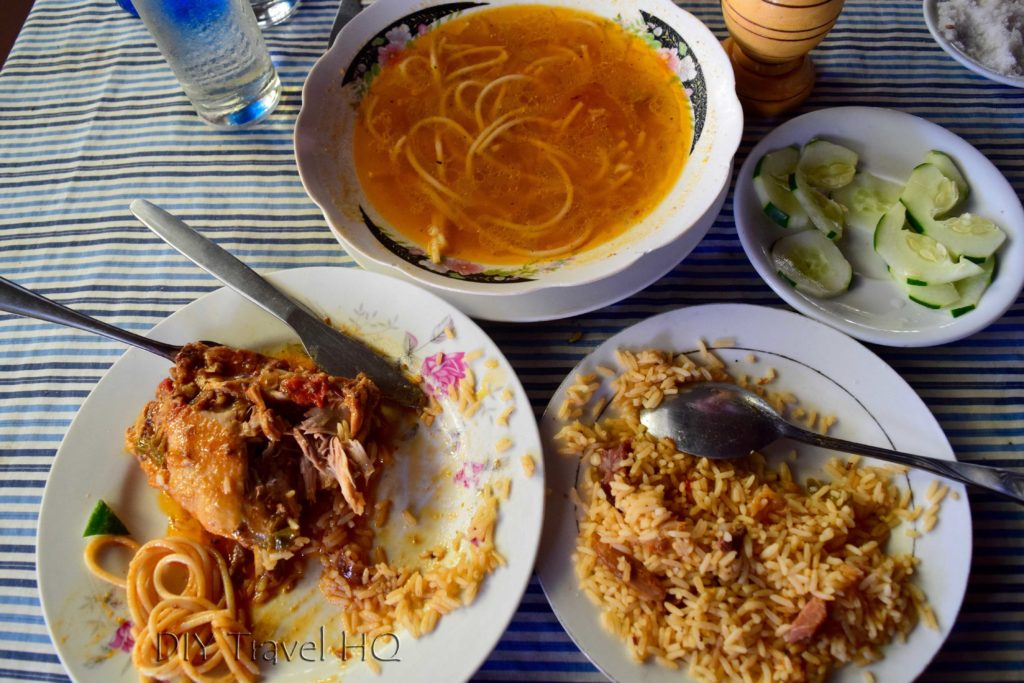Government Restaurants in Cuba