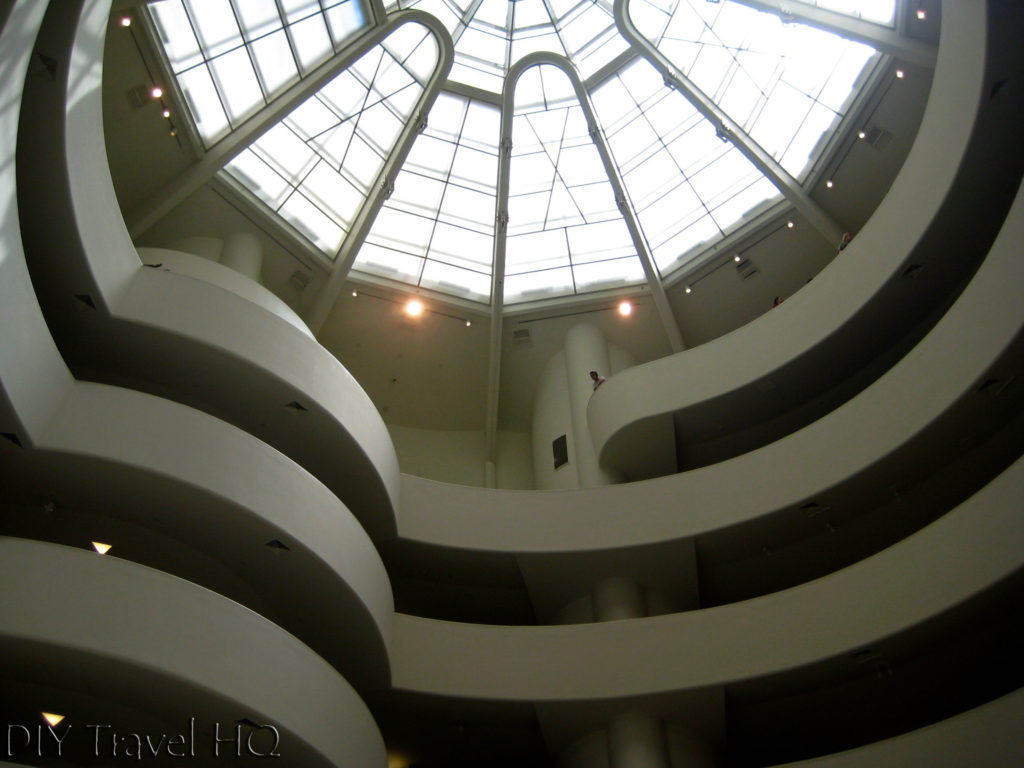 New York Itinerary Guggenheim
