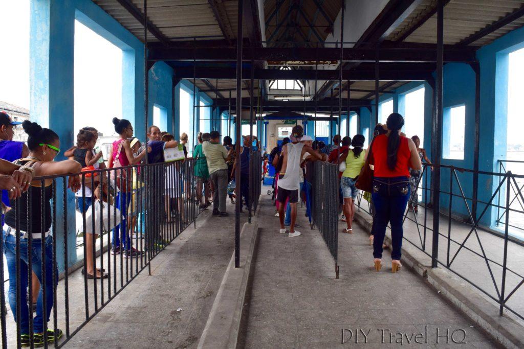 Havana Ferry to Casablanca