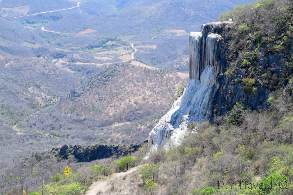 Hierve el Agua Petrified Waterfall