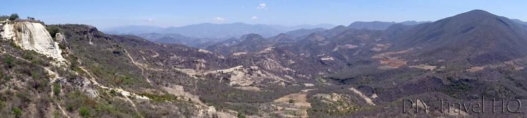 Hierve el Agua Panoramic