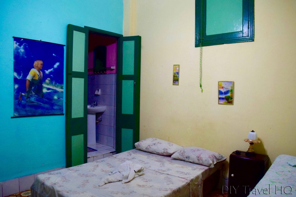 Havana accommodation