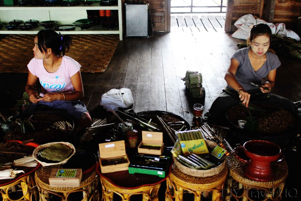 Things to do in Inle Lake Cheroot Factory
