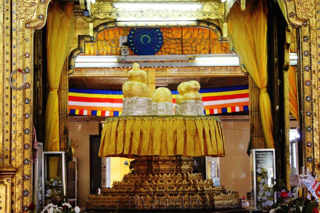 Inle Lake tour Phaung Daw Oo Pagoda