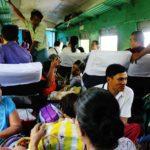 Myanmar's Slowest Train: Dawe /> Mawlamyine