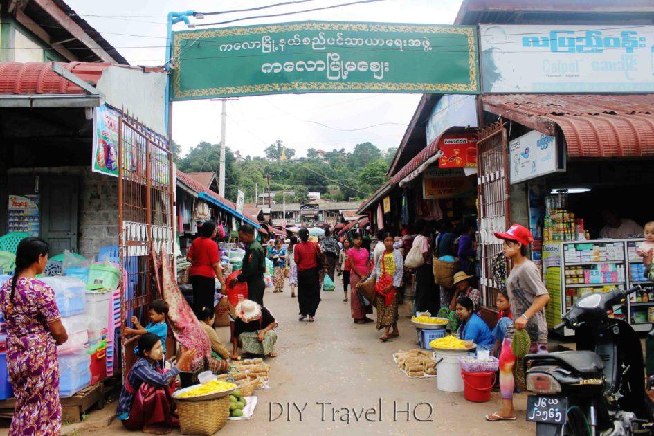 Kalaw Markets