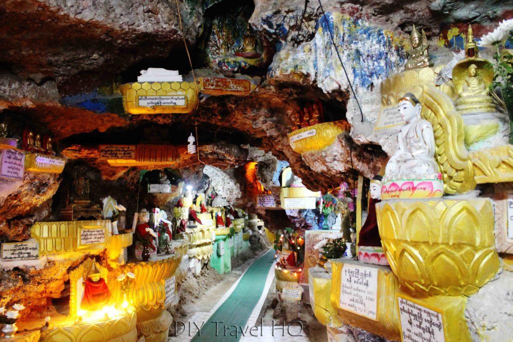 Cave of Shwe Oo Min Paya