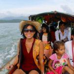 Ranong to Kawthaung Border Crossing by Boat