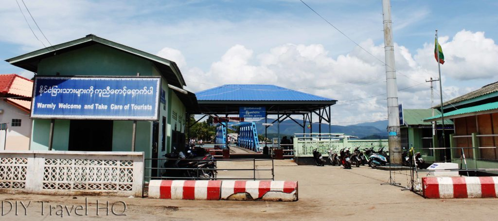 Kawthaung Border Immigration