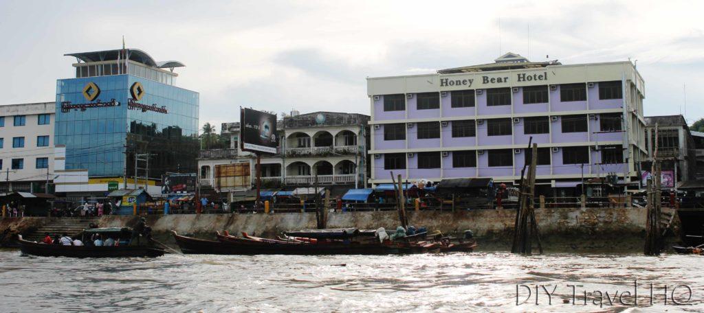Honey Bear Hotel In Kawthaung