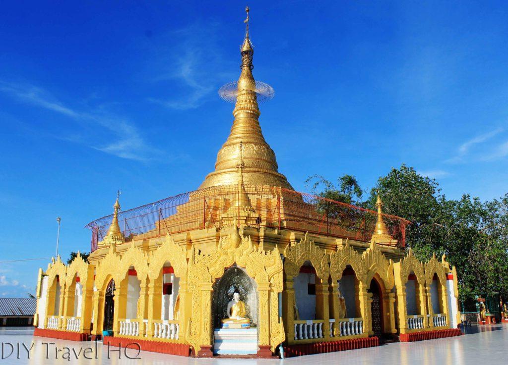 Pyi Taw Aye Paya in Kawthaung