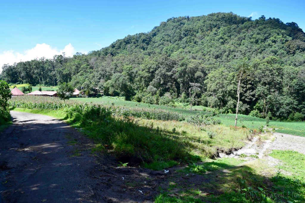 Laguna Chicabal Avoid Entrance Fee