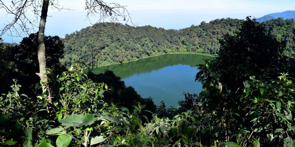 Xela hike Laguna Chicabal Mirador