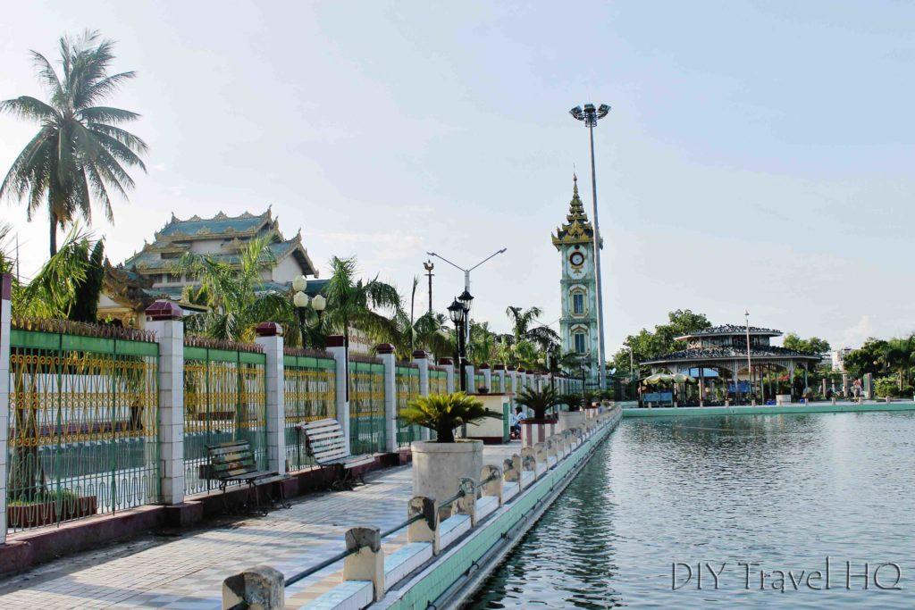 Mandalay attractions