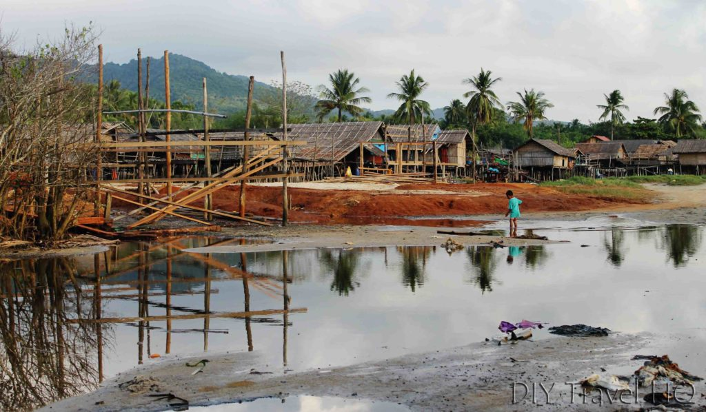 Maungmagan traditional village