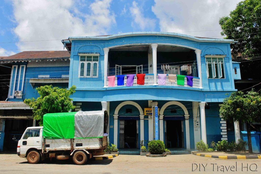 Breeze Rest House in Mawlamyine