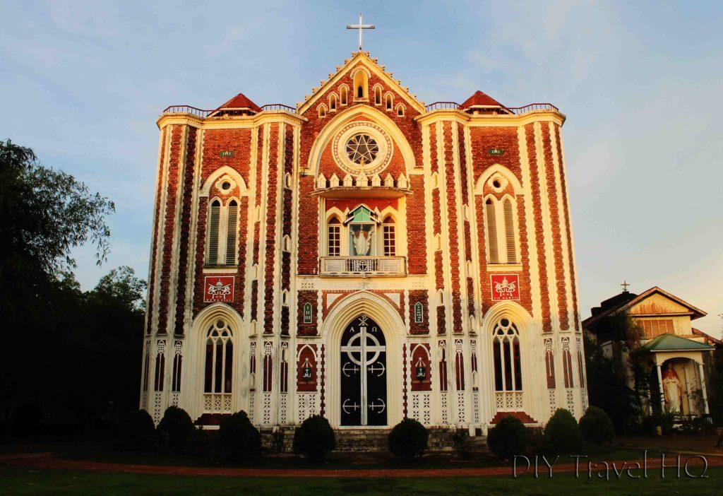 Church in Mawlamyine