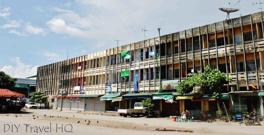 Mawlamyine Shopfronts