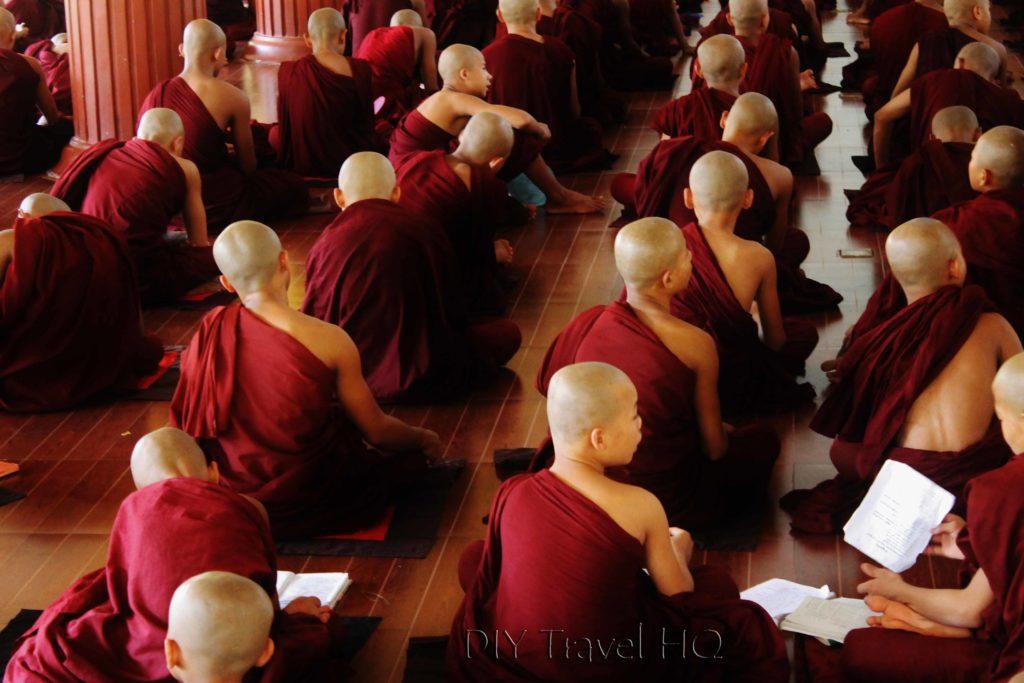 Kha Khat Wain Kyaung