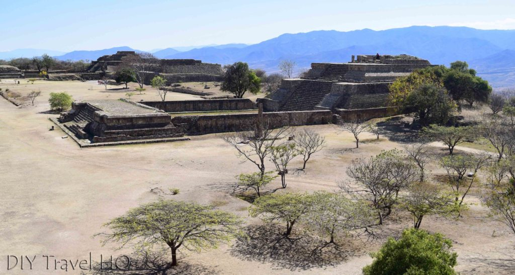 Monte Alban Ruins TPA Complexes