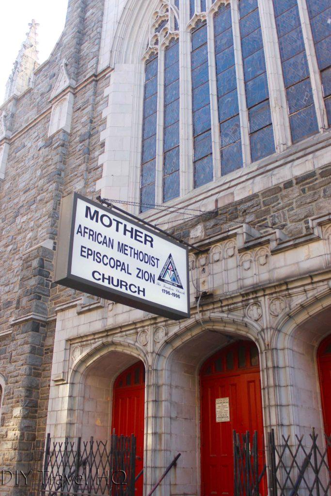 Mother Zion Church