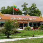 Myanmar Airways: Kawthaung Airport to Dawei
