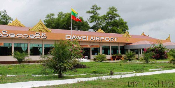 Dawei Airport