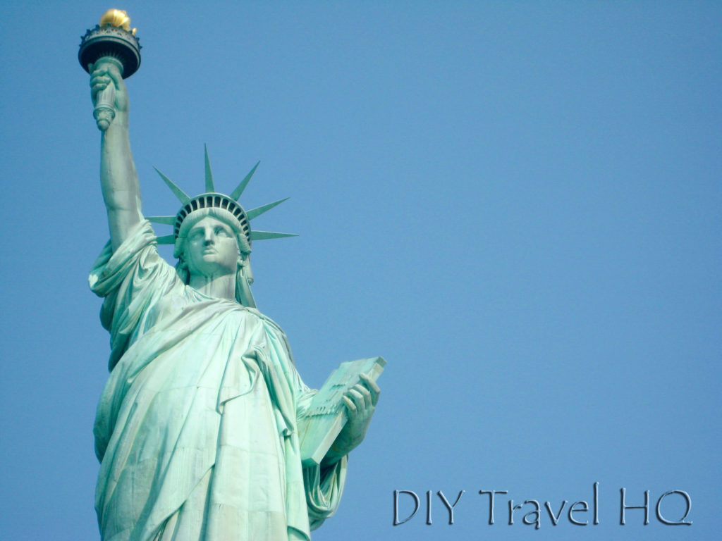 New York Itinerary Statue of Liberty