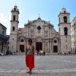 Plaza de la Catedral and Around in Old Havana
