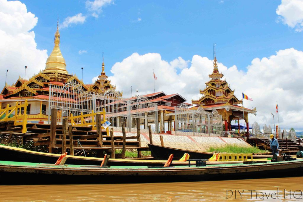 Things to do in Inle Lake Phaung Daw Oo Pagoda
