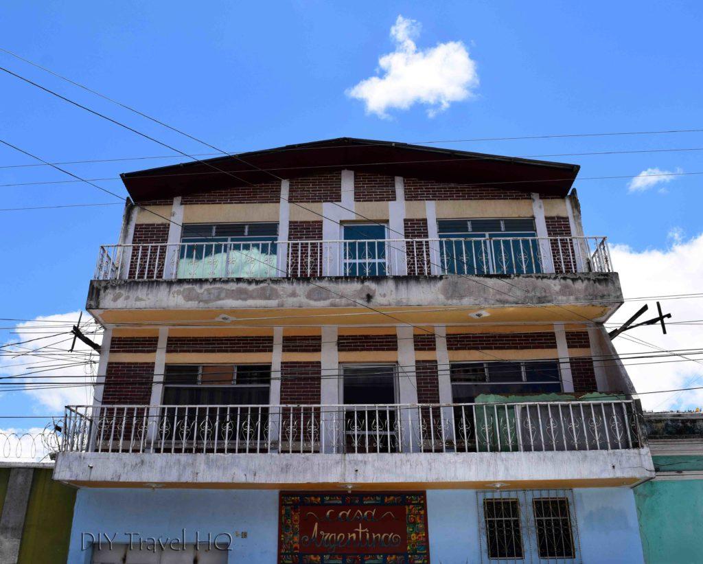 Quetzaltenango (Xela) Casa Argentina