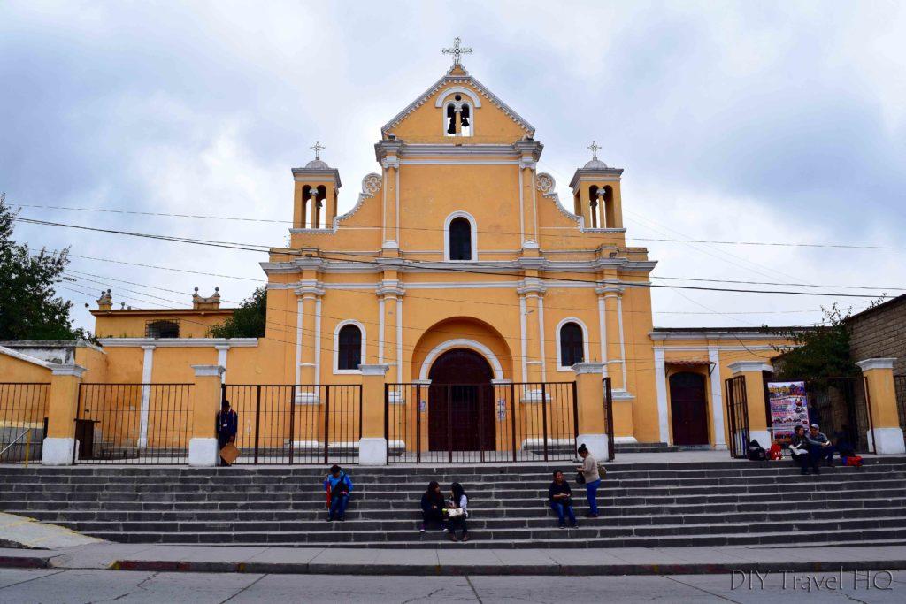 Quetzaltenango (Xela) Iglesia El Calvario