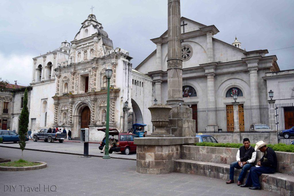 Quetzaltenango (Xela) Iglesia del Espiritu Santo