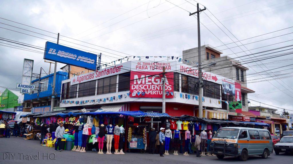 Quetzaltenango (Xela) Mercado La Democracia Street Vendors