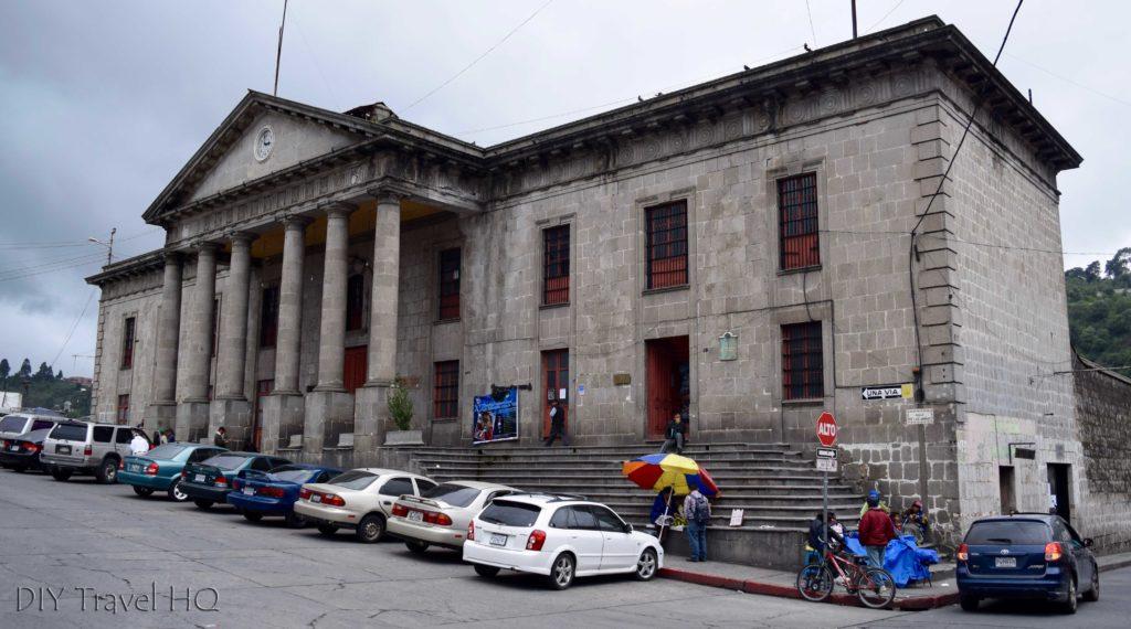 Quetzaltenango (Xela) Museo de Historia Natural