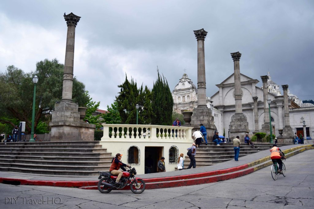 Places to visit in Guatemala Xela